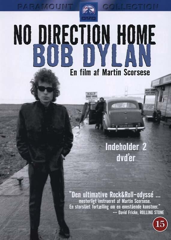 Image of   Bob Dylan - No Direction Home - DVD - Film
