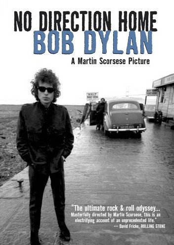 Billede af Bob Dylan: No Direction Home - A Martin Scorsese Picture - Blu-Ray