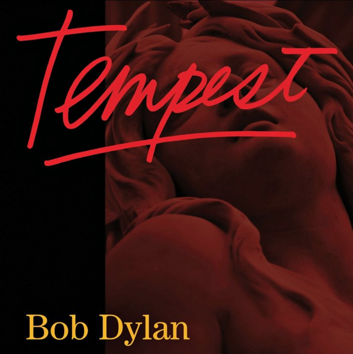 Image of   Bob Dylan - Tempest - CD
