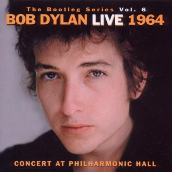Image of   Bob Dylan - The Bootleg Vol.6: Bob Dylan Live 1964 Concert At Philharmonic Hall - CD