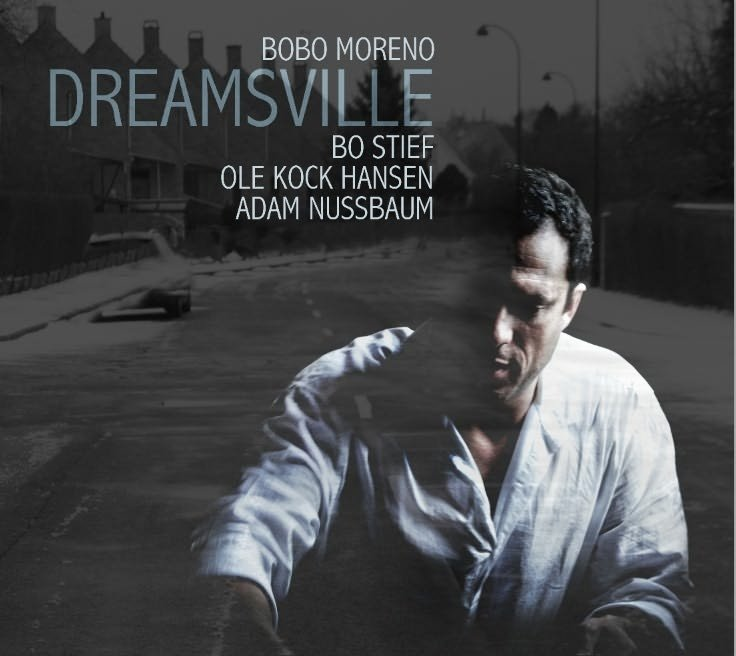 Image of   Bobo Moreno - Dreamsville - CD