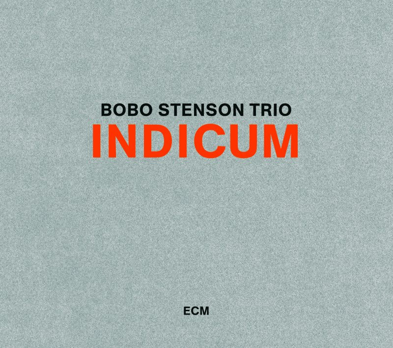 Image of   Bobo Stenson Trio - Indicum - CD