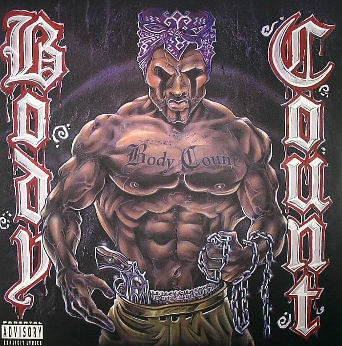 Image of   Body Count - Body Count - CD