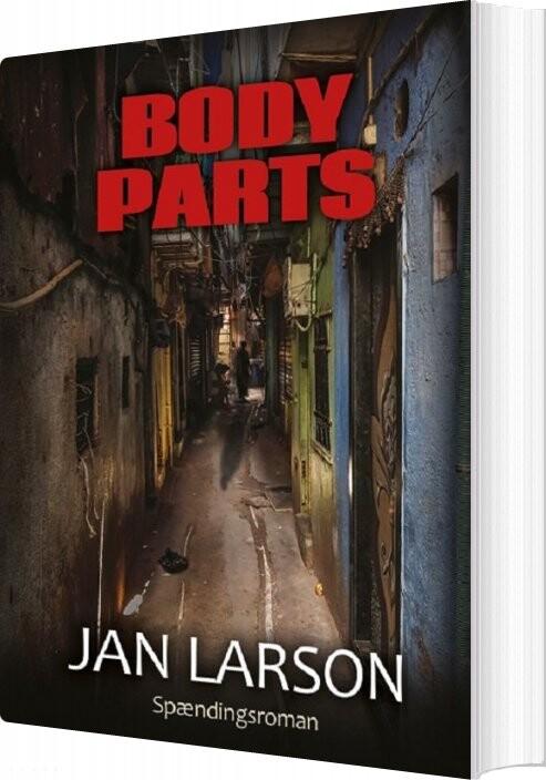 Image of   Body Parts - Jan Larson - Bog