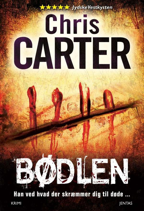 Image of   Bødlen - Mp3 - Chris Carter - Cd Lydbog