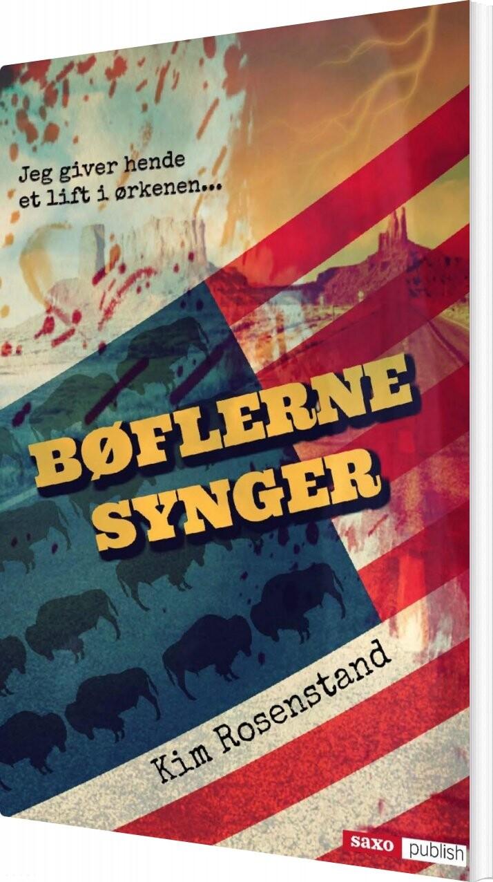 Billede af Bøflerne Synger - Kim Rosenstand - Bog
