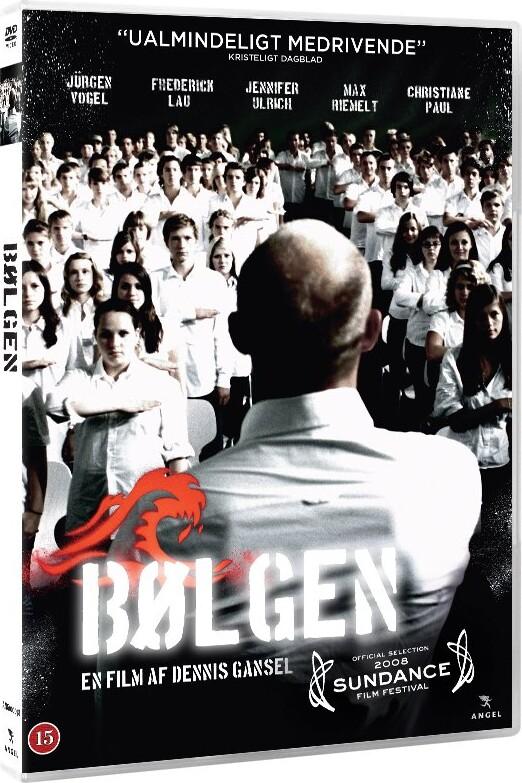 Image of   Bølgen / Die Welle - DVD - Film