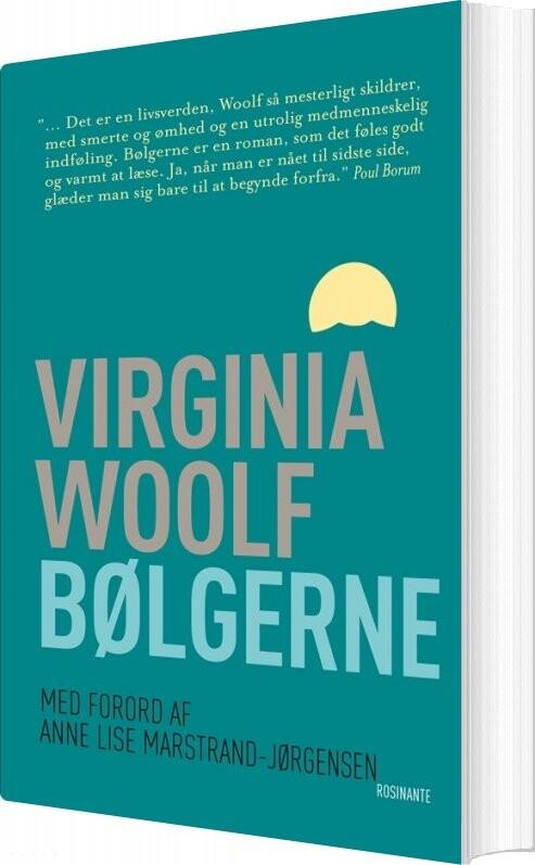 Bølgerne, Klassiker - Virginia Woolf - Bog