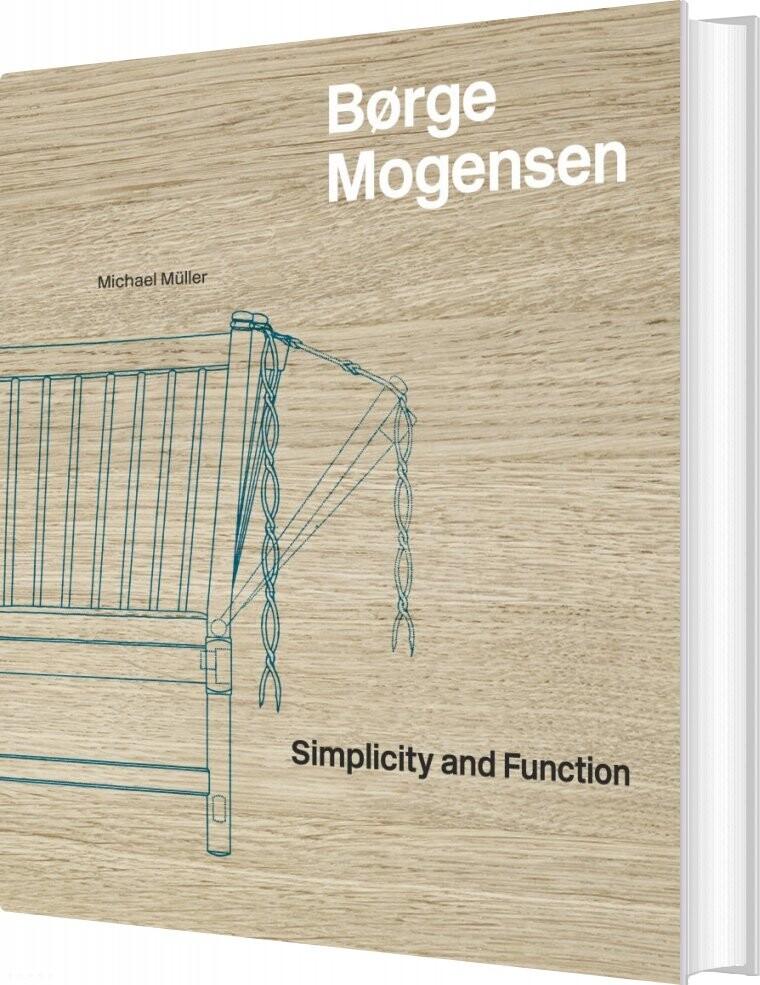 Image of   Børge Mogensen - Michael Muller - Bog