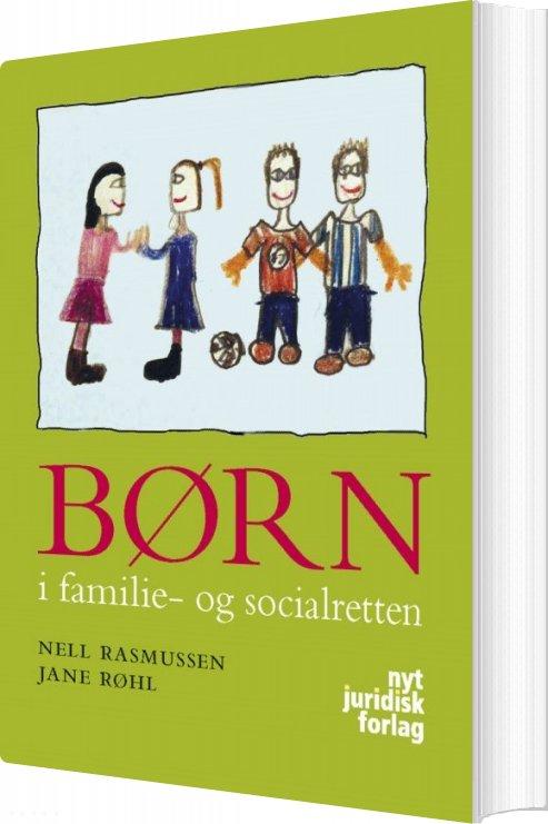 Image of   Børn I Familie- Og Socialretten - Nell Rasmussen - Bog