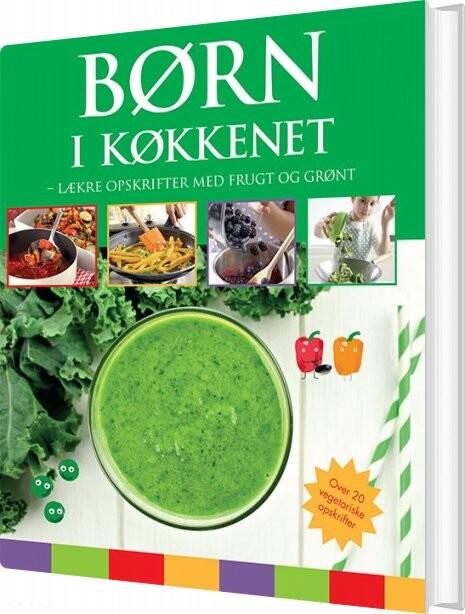 Image of   Børn I Køkkenet - Diverse - Bog