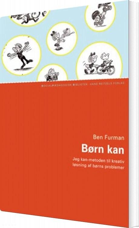 Image of   Børn Kan - Ben Furman - Bog