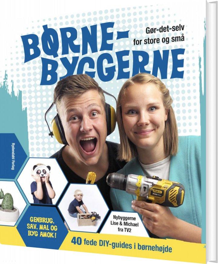 Image of   Børnebyggerne - Lise Vandborg - Bog