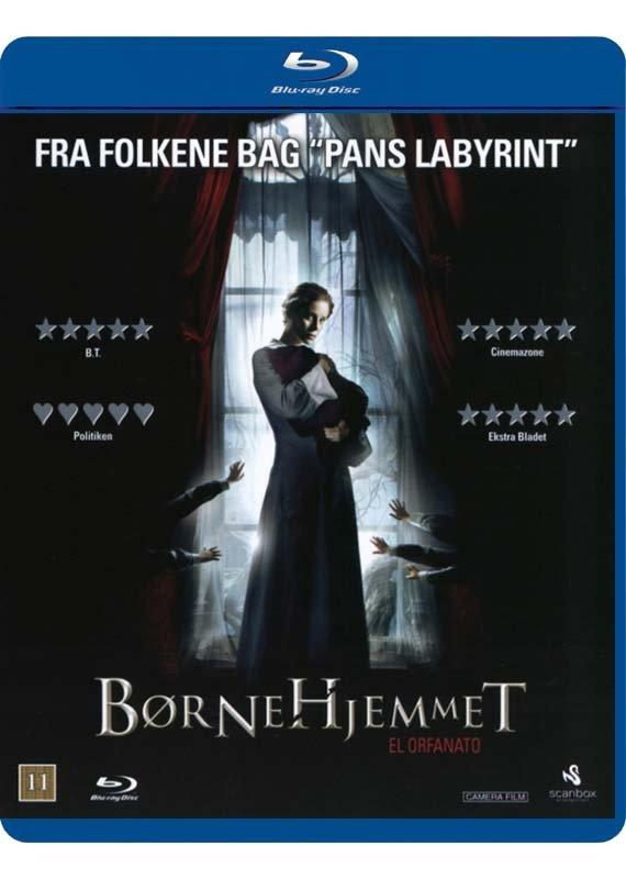 Image of   Børnehjemmet / El Orfanato - 2007 - Blu-Ray
