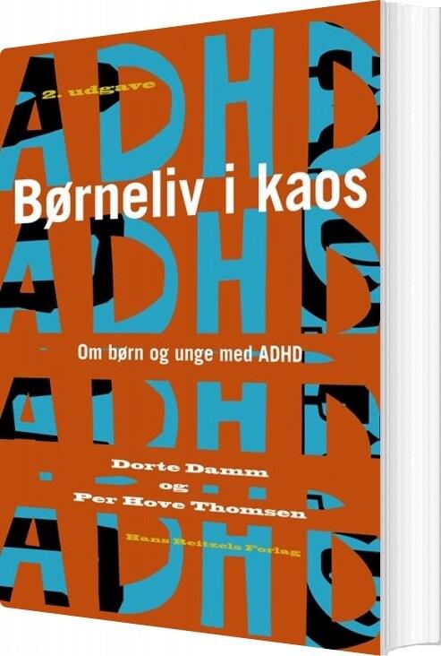 Image of   Børneliv I Kaos - Per Hove Thomsen - Bog