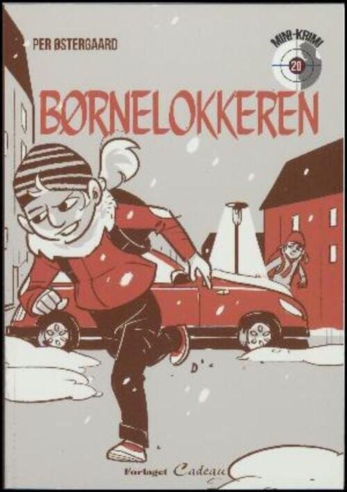 Børnelokkeren - Per østergaard - Bog