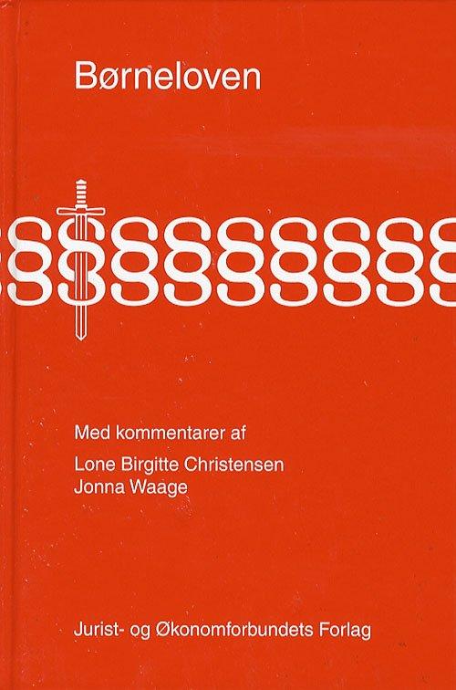 Image of   Børneloven Med Kommentarer - Christensen L - Bog