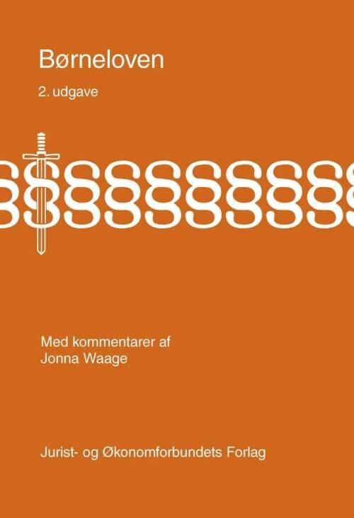 Image of   Børneloven - Jonna Waage - Bog