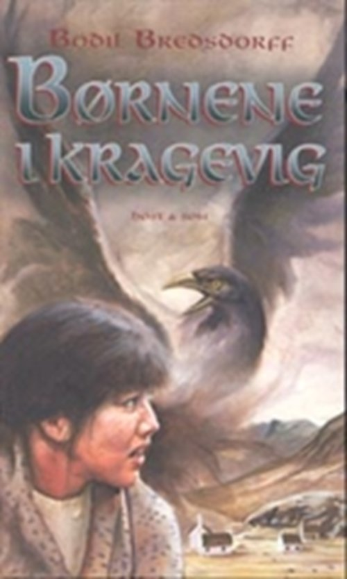 Børnene I Kragevig - Bodil Bredsdorff - Bog