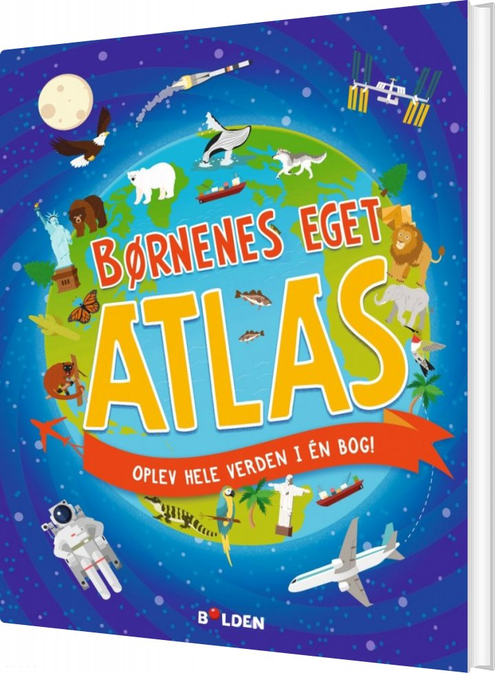 Image of   Børnenes Eget Atlas - Anita Ganeri - Bog