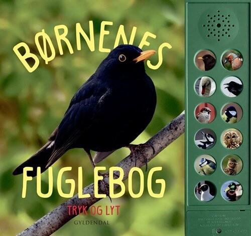 Image of   Børnenes Fuglebog - Sara Ejersbo - Bog