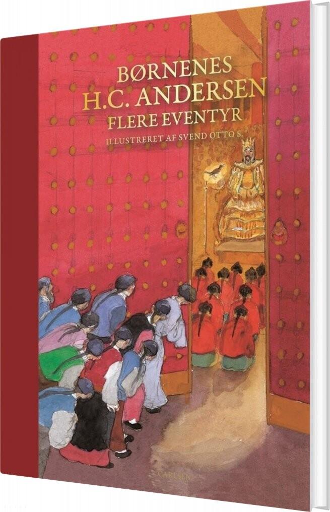Børnenes H.c. Andersen - Flere Eventyr - H.c. Andersen - Bog
