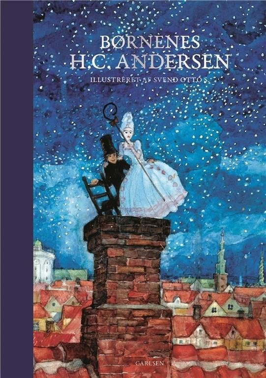 Image of   Børnenes H.c. Andersen - H.c. Andersen - Bog