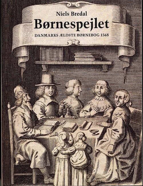 Image of   Børnespejlet - Niels Bredal - Bog
