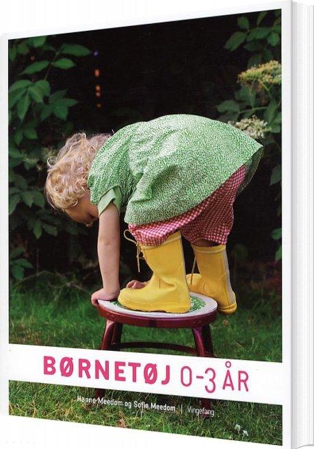Image of   Børnetøj 0-3 år - Sofie Meedom - Bog