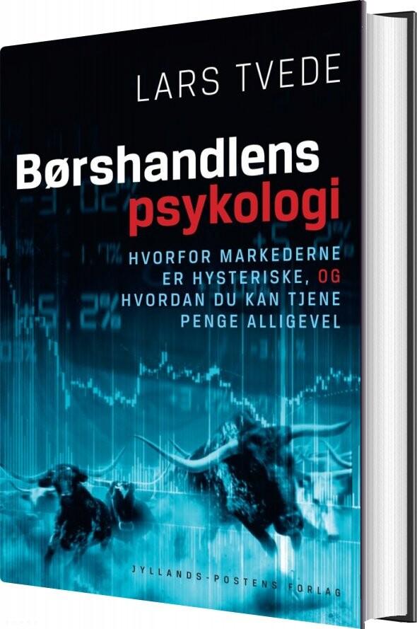 Billede af Børshandlens Psykologi - Lars Tvede - Bog