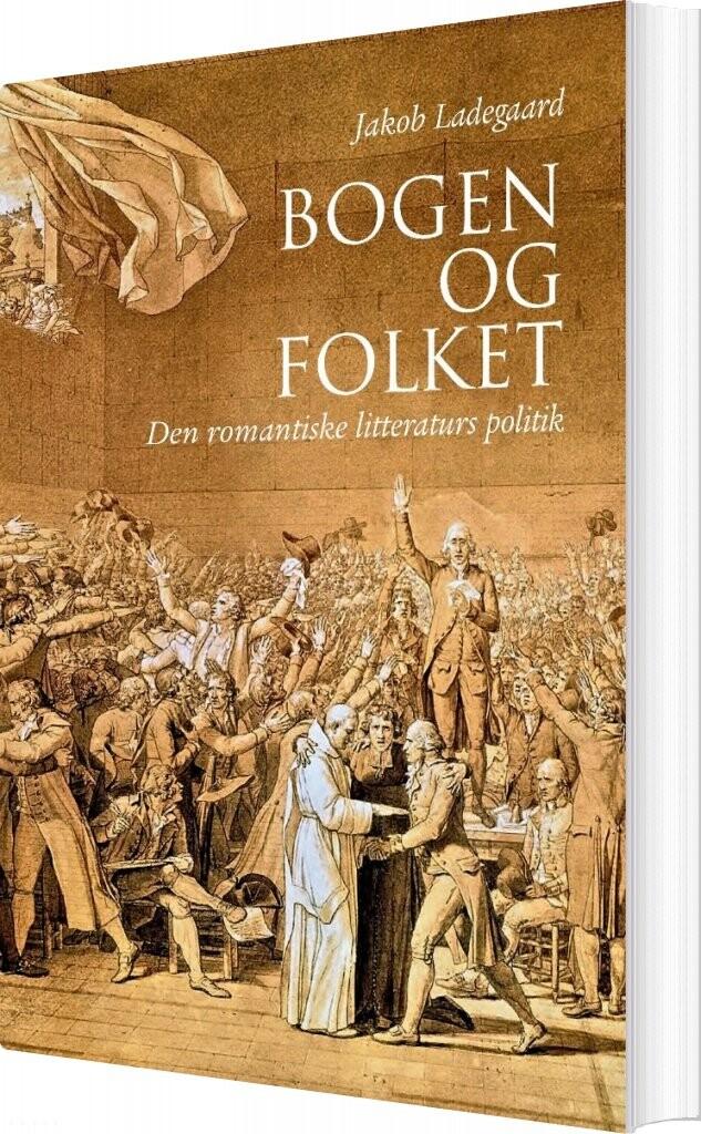 Billede af Bogen Og Folket - Jakob Ladegaard - Bog