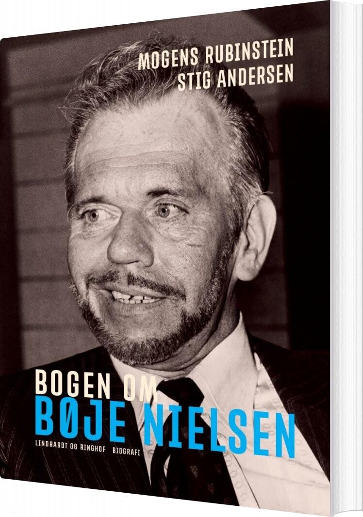 Billede af Bogen Om Bøje Nielsen - Stig Andersen - Bog