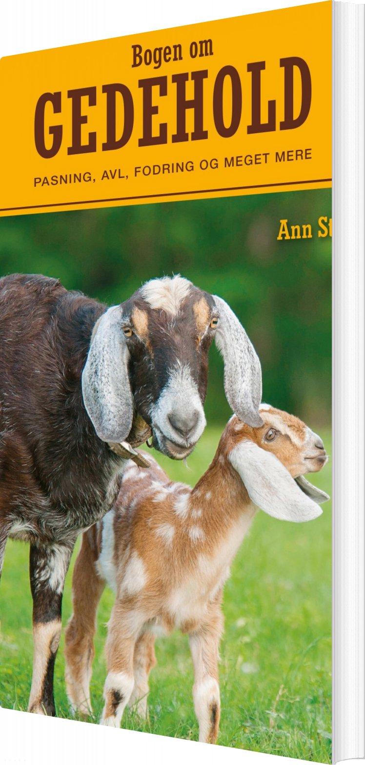 Image of   Bogen Om Gedehold - Ann Starbard - Bog