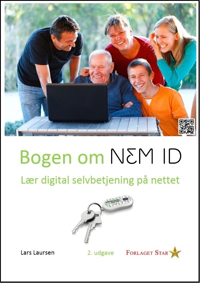 Image of   Bogen Om Nemid - Lars Laursen - Bog