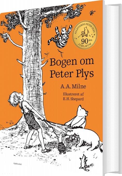 Image of   Bogen Om Peter Plys - A. A. Milne - Bog