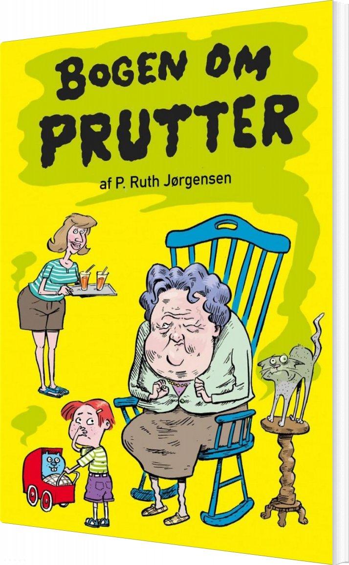Image of   Bogen Om Prutter - P. Ruth Jørgensen - Bog