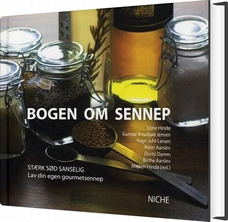Image of   Bogen Om Sennep - Dorte Damm - Bog