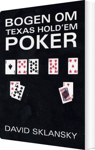 Image of   Bogen Om Texas Hold´em Poker - David Sklansky - Bog