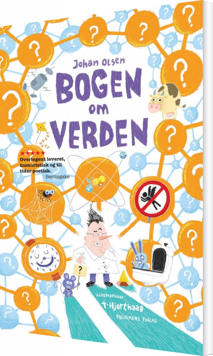 Image of   Bogen Om Verden - Johan Olsen - Bog
