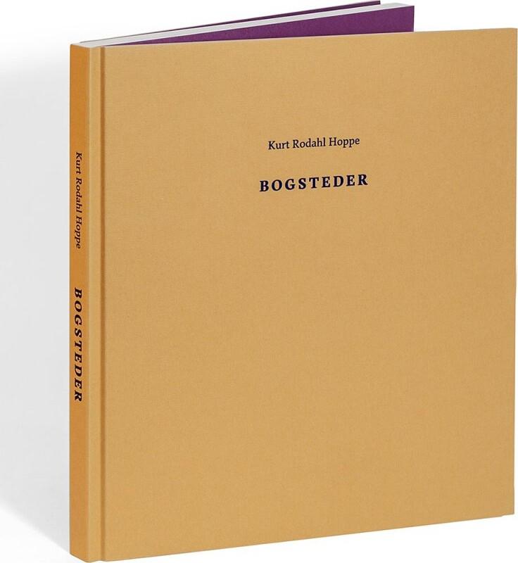 Billede af Bogsteder - Kurt Rodahl Hoppe - Bog