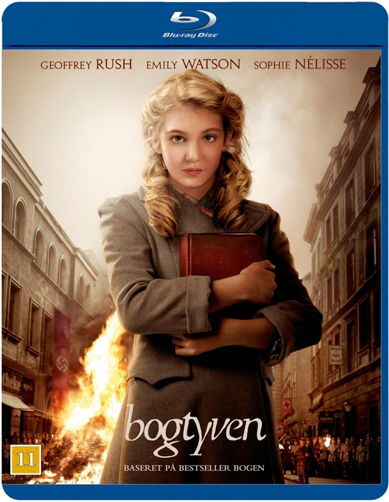 Image of   Bogtyven / The Book Thief - Blu-Ray