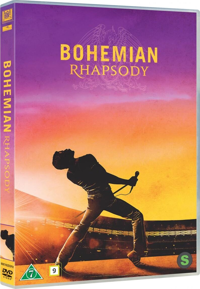 Image of   Bohemian Rhapsody - DVD - Film