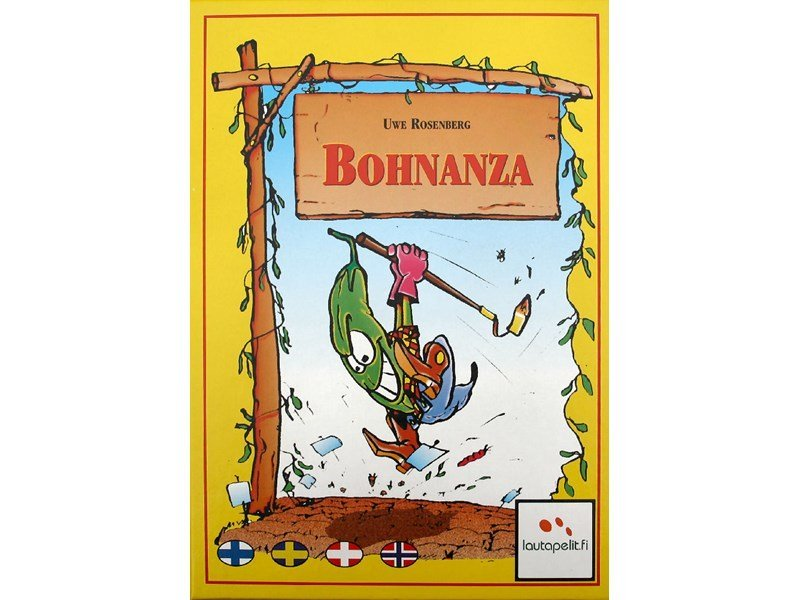 Bohnanza - Brætspil