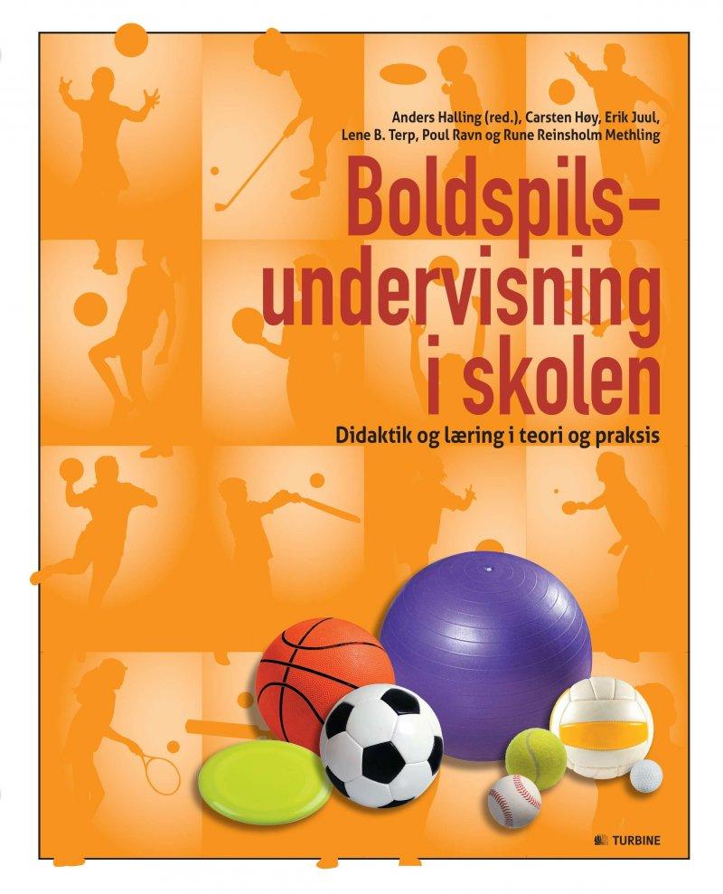Image of   Boldspilsundervisning I Skolen - Anders Halling - Bog