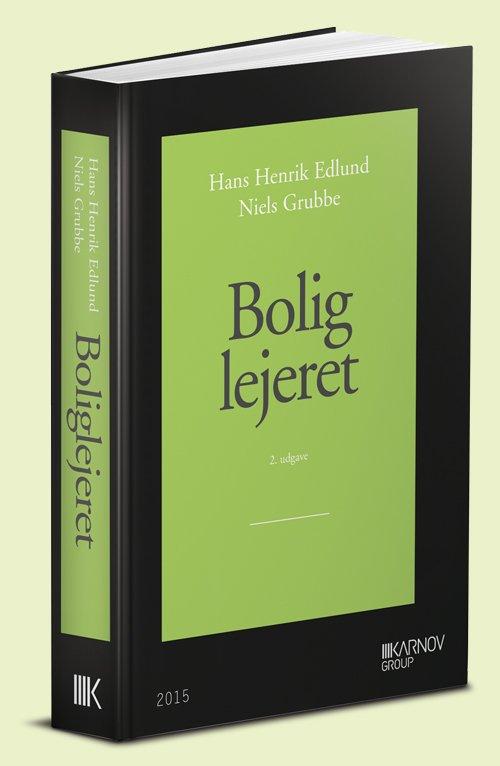 Image of   Boliglejeret - Hans Henrik Edlund - Bog