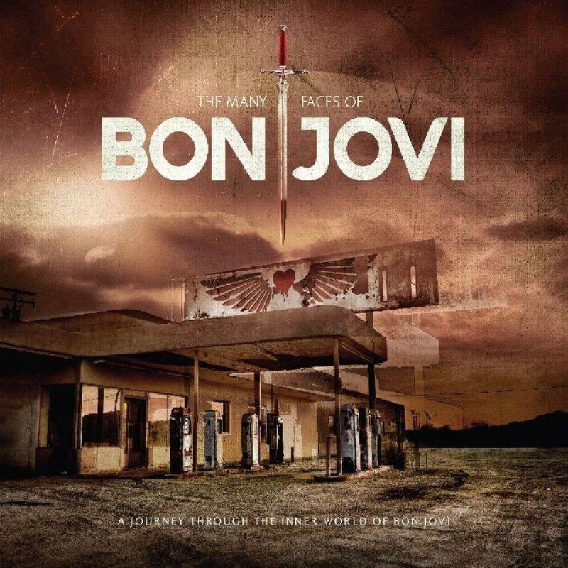 Bon Jovi - The Many Faces Of Bon Jovi - CD