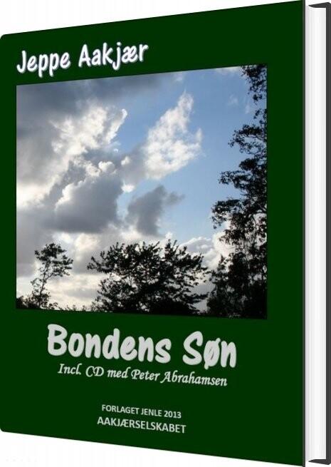 Image of   Bondens Søn Med Cd - Jeppe Aakjær - Bog