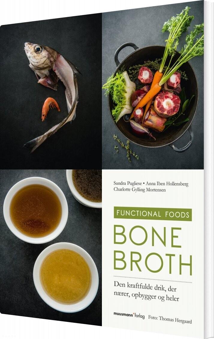 Image of   Bone Broth - Sandra Pugliese - Bog
