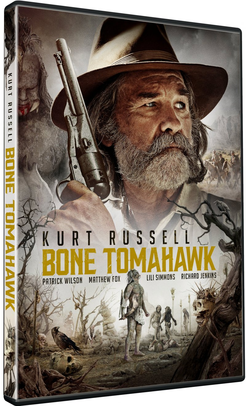 Bone Tomahawk - DVD - Film