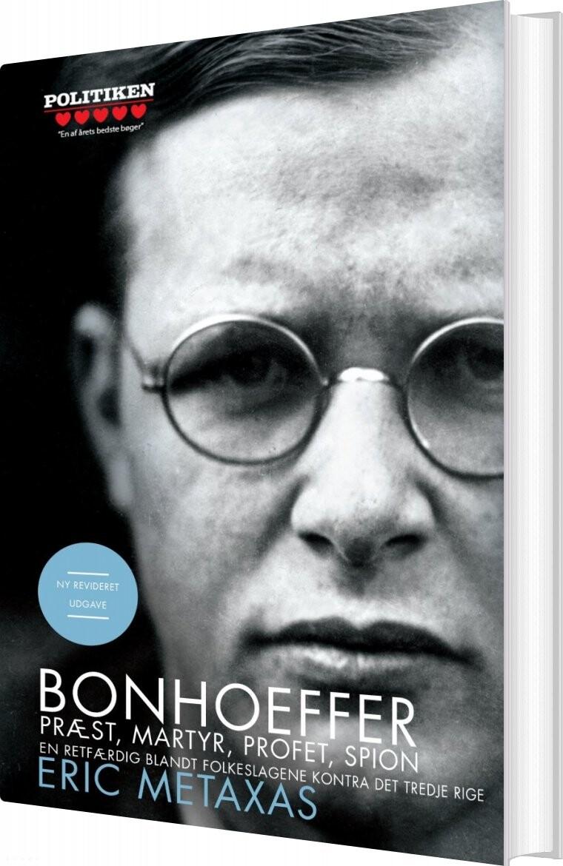 Image of   Bonhoeffer - Eric Metaxas - Bog
